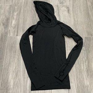 Lululemon black pullover with hood-2